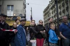 Atak na policjanta przed katedrą Notre Dame w Paryżu