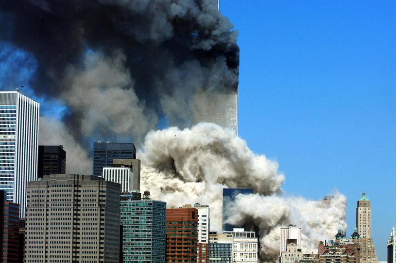 Atak na World Trade Center 11 września 2001 r. /AFP