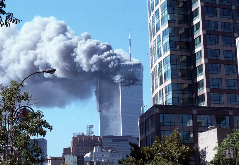 Atak na World Trade Center, 11 września 2001 roku /Levine-Roberts/Sipa USA /East News