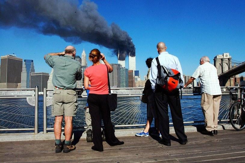 Atak na WTC/ AFP /HENNY RAY ABRAMS /East News