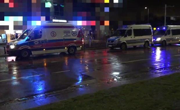 Atak nożownika w galerii handlowej we Wrocławiu. Napastnik to Turek