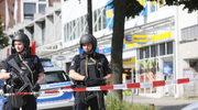 Atak nożownika w Hamburgu