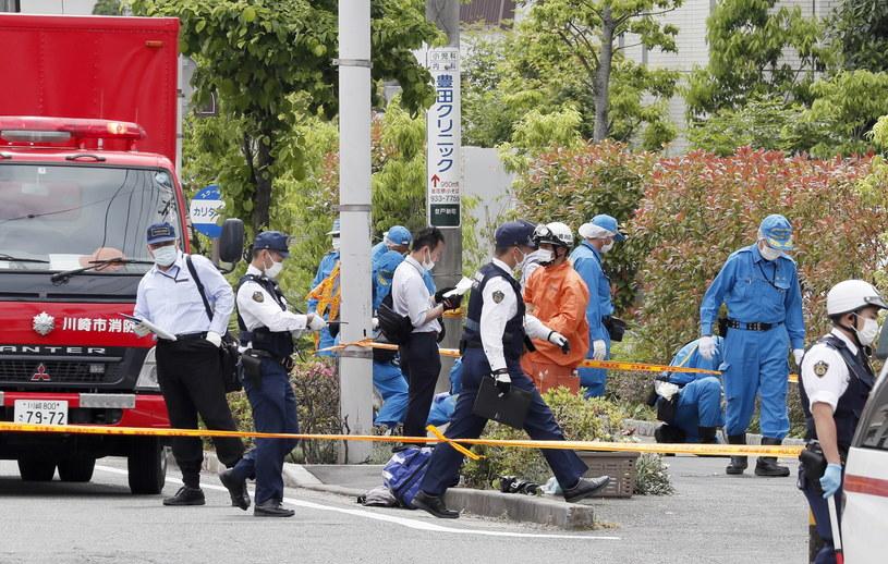 Atak nożownika w pobliżu Tokio, wśród ofiar są dzieci /KIMIMASA MAYAMA /PAP/EPA