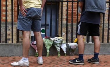 Atak nożownika w Reading. Nowe informacje o sprawcy