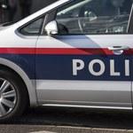 Atak nożownika w Wiedniu. Policja szuka napastnika