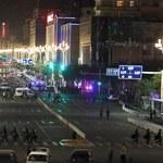 Atak nożowników na stacji kolejowej. Wzrosła liczba ofiar śmiertelnych