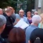 Atak pizzą podczas manifestacji w Gryfinie. Jest akt oskarżenia