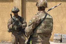 Atak rakietowy na bazę wojskową w Balad w Iraku