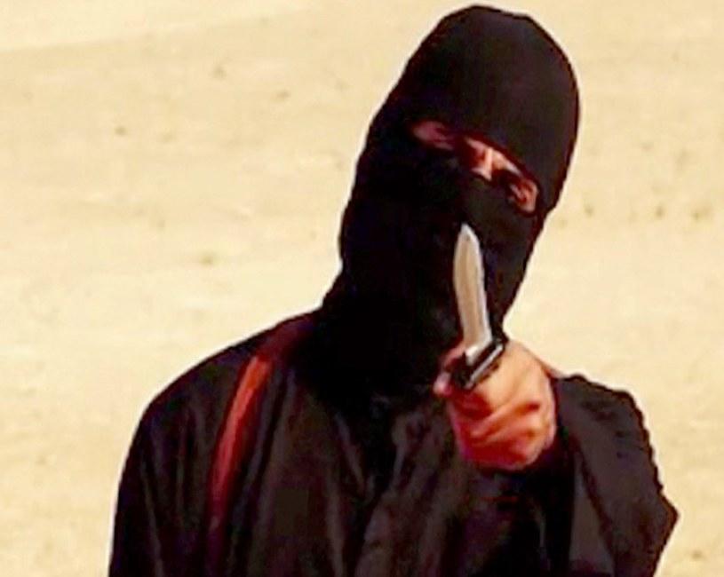 """Atak sił USA na """"Dżihadi Johna"""" /AFP"""
