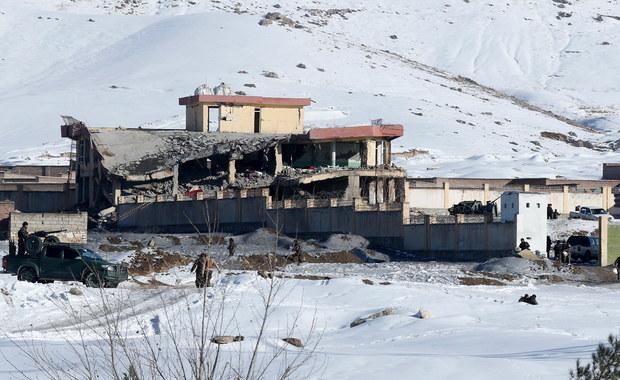 Atak talibów na ośrodek wywiadu. Nie żyje ponad 120 funkcjonariuszy