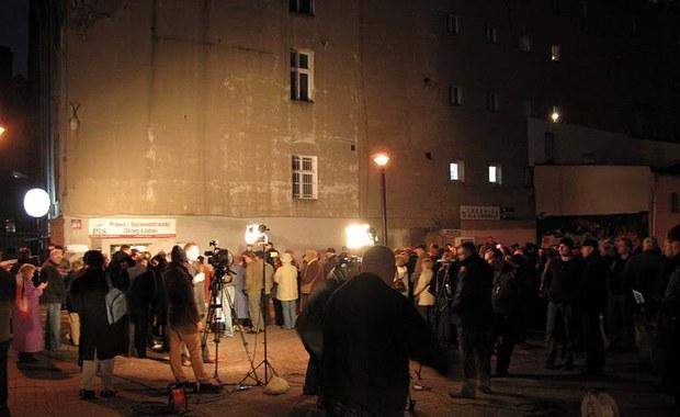 Atak w biurze PiS, jedna osoba nie żyje