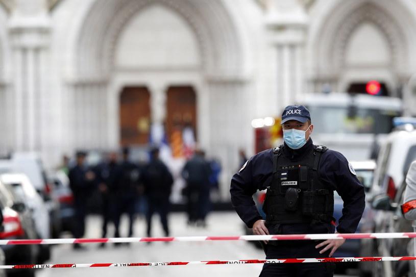 Atak we Francji, zdj. ilustracyjne /SEBASTIEN NOGIER  /AFP