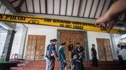 Atak z maczetą na zbór protestancki w Indonezji