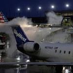 Atak zimy w USA. Setki lotów odwołanych