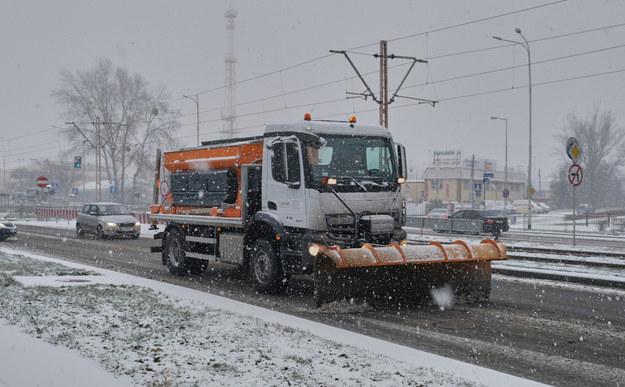 Atak zimy we Wrocławiu /Szymon /Gorąca Linia RMF FM