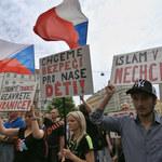 Ataki na meczet w czeskim Brnie