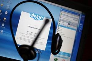 Ataki na użytkowników Skype'a