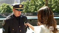 """Ataki na WTC. """"Sierżant sobie zaklął i powiedział: to już nie jest wypadek, to jest atak terrorystyczny"""""""