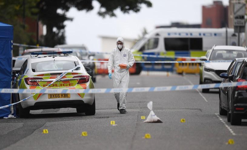 Ataki nożownika miały miejsce w czterech lokalizacjach