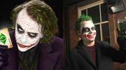 Atakuje ludzi przebrany za... Jokera