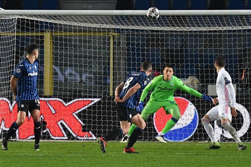 Atalanta Bergamo - Real Madryt /AFP/AFP TIZIANA FABI/ /AFP