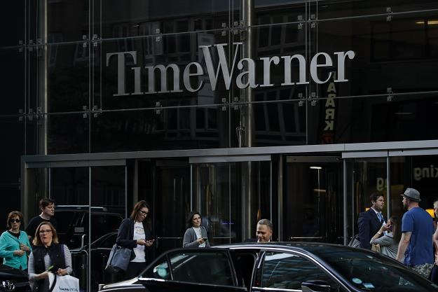 AT&T przejmie Time Warner za 85 mld dol. Fot. Drew Angerer/Getty Images/AFP /AFP