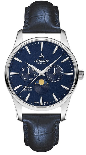 Atlantic 56550.41.51 SEAPORT MOON PHASE 565504151 /materiały promocyjne