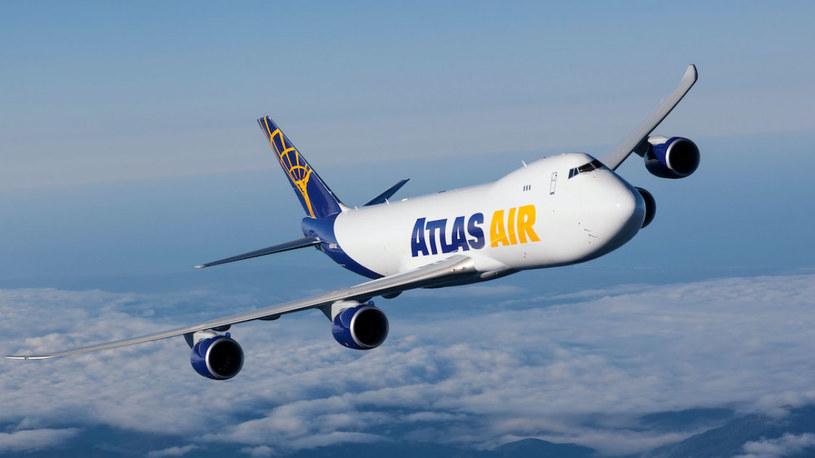 Atlas Air wykorzystał ekologiczne paliwo lotnicze /materiały prasowe