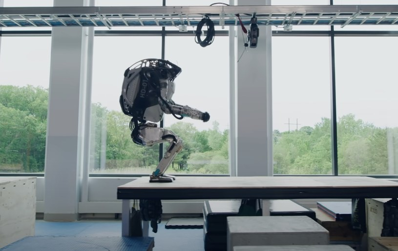 Atlas - Boston Dynamics /YouTube