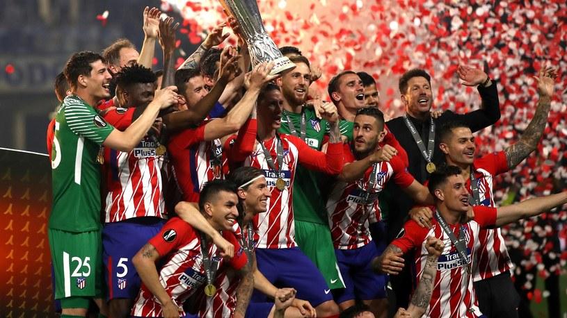 Atlético Madrid gewinnt die Europa League /Getty Images