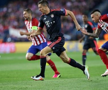 Atletico Madryt - Bayern Monachium 1-0 w pierwszym meczu półfinału Ligi Mistrzów