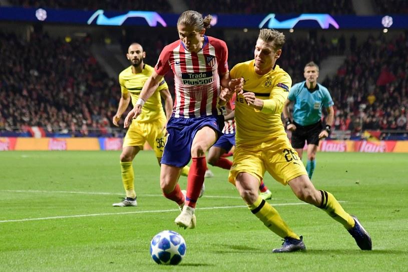 Atletico Madryt - Borussia Dortmund /AFP
