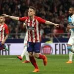 Atletico Madryt - Deportivo La Coruna 1-0 w meczu 30. kolejki Primera Division