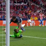 Atletico Madryt - FC Porto. Bramka zdobyta ręką i czerwona kartka