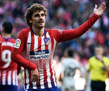 Atletico Madryt - Getafe CF 2-0 w 21. kolejce Primera Division