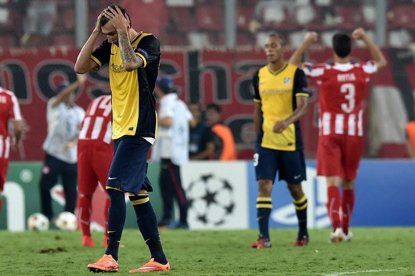 Atletico Madryt ma dług w wysokości 549 mln euro /AFP