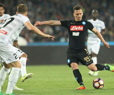 Atletico Madryt - Napoli 2-1 w Audi Cup