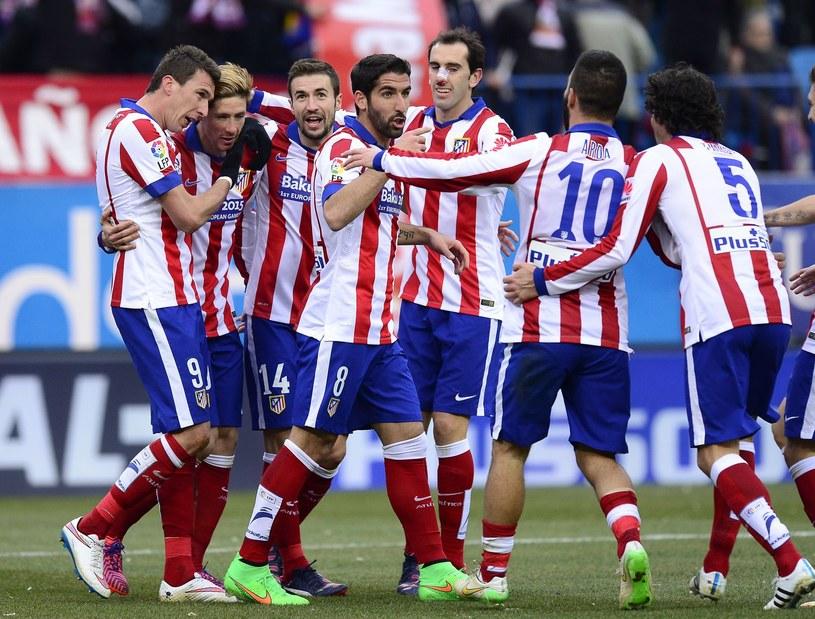 Atletico Madryt to panujący mistrz Hiszpanii /AFP