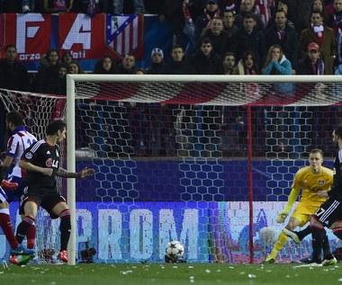 Atletico Madryt w ćwierćfinale Ligi Mistrzów!