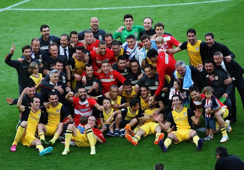 Atletico Madryt /AFP