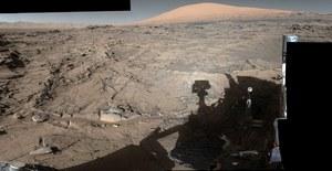 Atmosfera Marsa była bogata w tlen