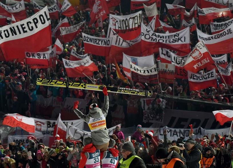 Atmosfera na Wielkiej Krokwi jest nie do podrobienia /AFP