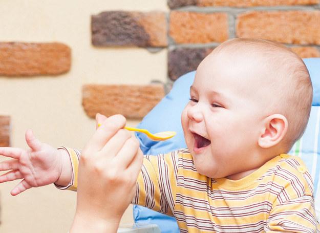 Atmosfera posiłku jest bardzo ważna dla malucha. Dobra - zachęca dziecko do poznawania nowych smaków. /123RF/PICSEL