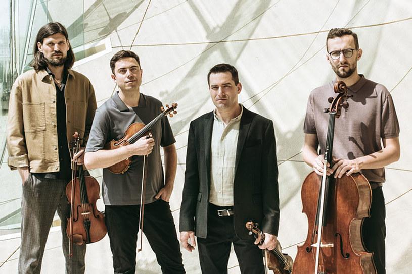 Atom String Quartet i NDR Big Band wystąpią w ICE Kraków /materiały prasowe