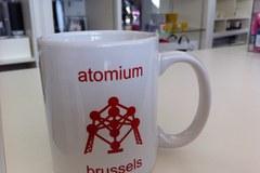 Atomium symbolem Brukseli