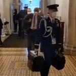 """""""Atomowa walizka"""" została przekazana administracji Joe Bidena"""