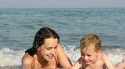 Atopowe zapalenie skóry a kąpiel w morzu