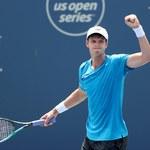 ATP Cincinnati. Hurkacz o wygranej z Murrayem:  To zwycięstwo bardzo wiele dla mnie znaczy