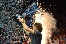 ATP Finals: Alexander Zverev nawiązał do sukcesów Borisa Beckera