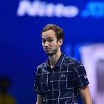 ATP Finals. Daniił Miedwiediew pokonał Rafaela Nadala w półfinale
